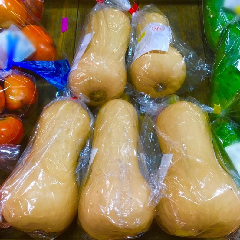 【出荷情報】バターナッツ(ひぐらし茶屋)
